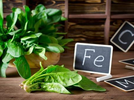 Carenze nutrizionali associate alla dieta vegana. Ferro
