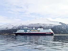 Ship performance project with HURTIGRUTEN AS
