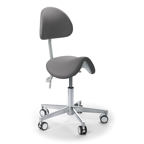 TABOURET RODEO IV - ANTHRACITE