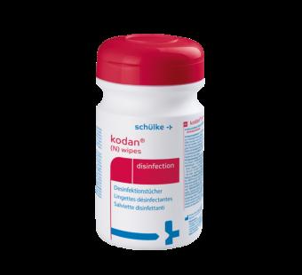 KODAN® (N) WIPES  DISPENSER - 90pcs - SCHÜLKE - AVEC ALCOOL