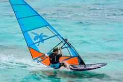 Wind Surfer, Îlot Mato