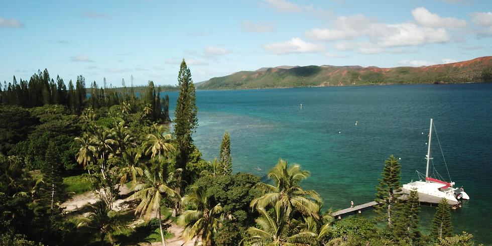 Sortie journée Îlot Casy / Baie de Prony