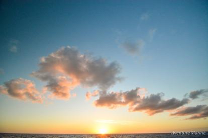 Sunset, Côte Ouest