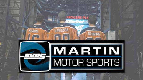 Martin Motor Sports + Edmonton Oilers Video