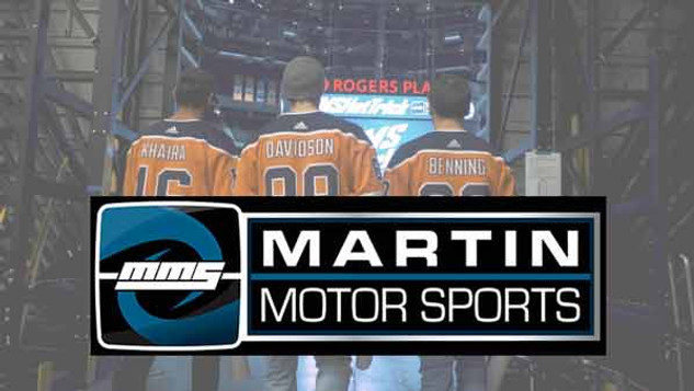 Martin Motor Sports + Edmonton Oilers Video