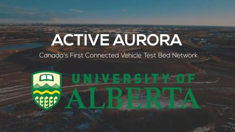 University of Alberta: Active Aurora