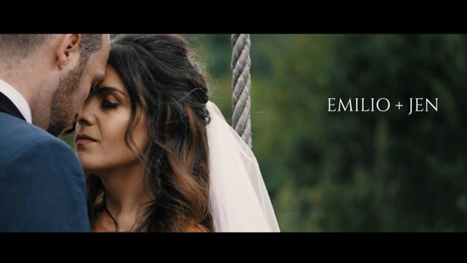 Emilio + Jen