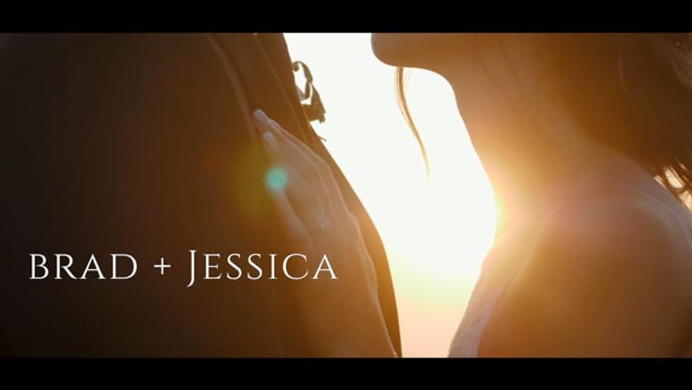 Brad + Jessica // Edmonton Wedding
