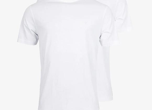 2 PACK - T-Shirt basic (Herren) Rundhals