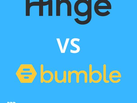 Hinge vs Bumble 2020