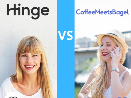 Hinge Vs. Coffee Meets Bagel 2020