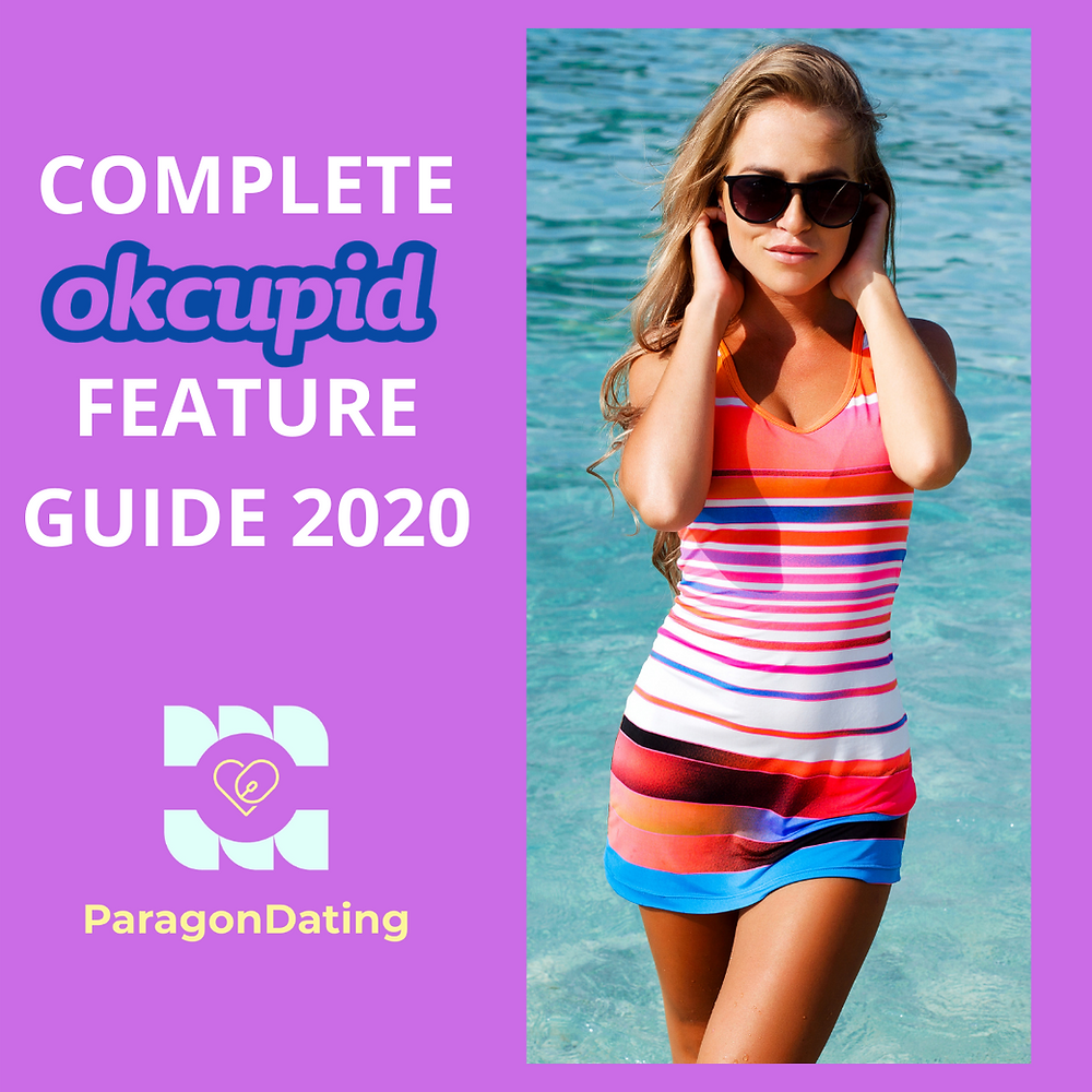 This OKCupid feature guide covers every important feature on OKCupid to help you connect with women. Learn about every feature such as OKCupid profiles, OKCupid intro messages, OKCupid Alist, OKCupid double take, incognito mode, the OKCupid questions list and much more.