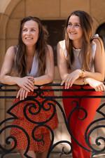 Carmen en Amanda