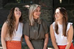 Carmen, Fenna en Amanda