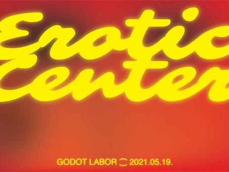 Tétényi Gabriella Erotic Center című kiállítása