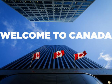 Canada's Border is Reopening!