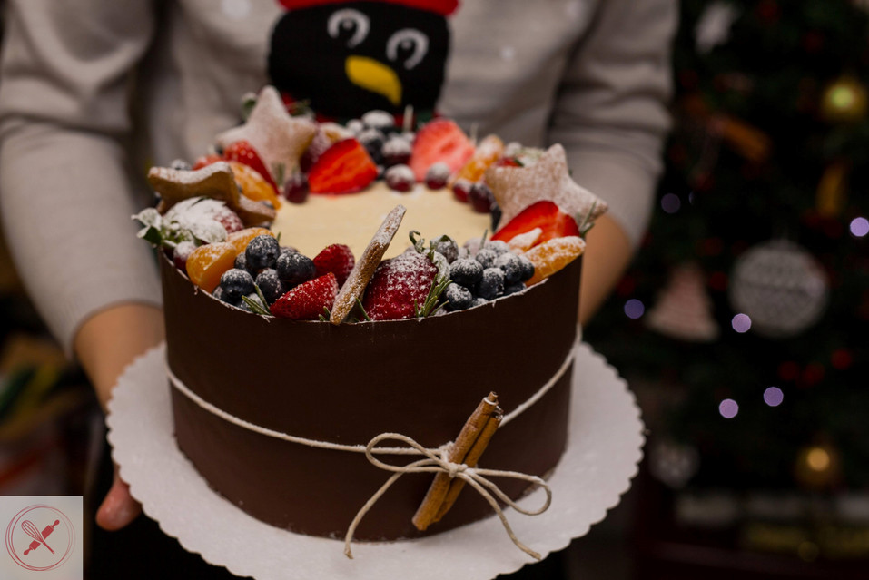 Christmas Black Velvet