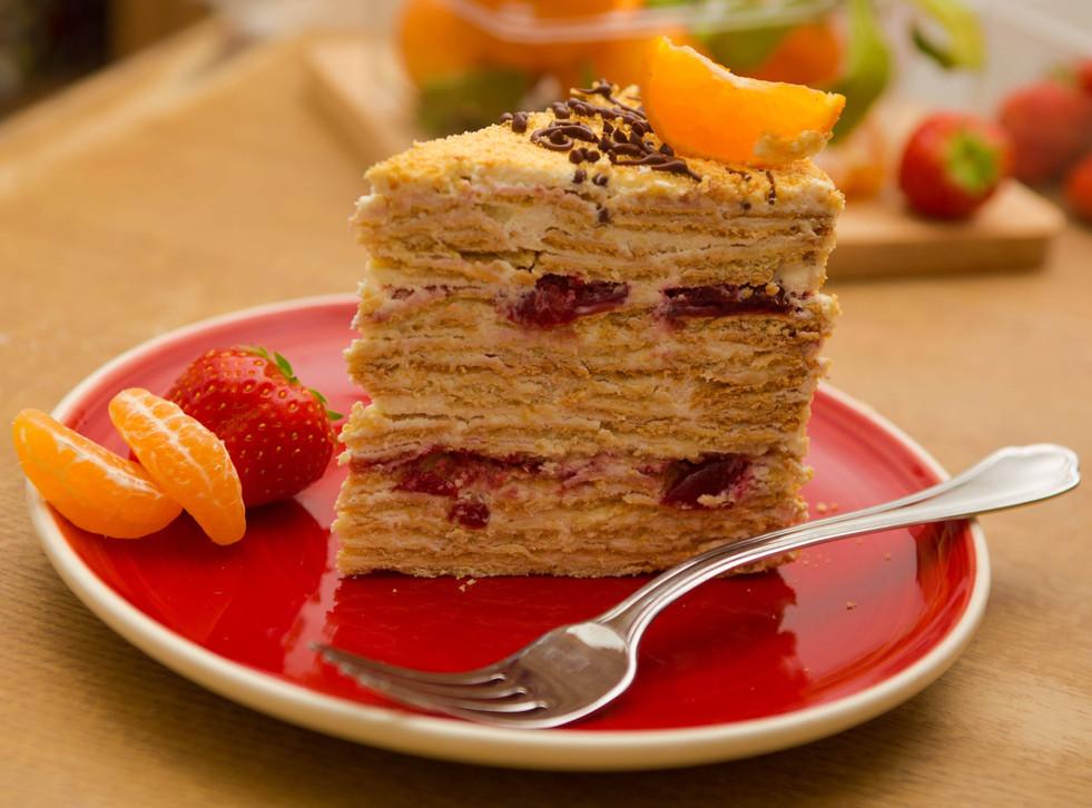 Marcinek cake slice