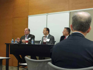 Peter Cherpack Moderates RMA Philadelphia CECL Session