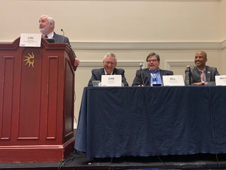 Presentations by Lou Dunham and Peter Cherpack Highlight Annual Risk Management Association Conferen
