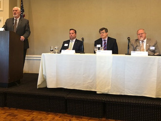 Lou Dunham Moderates RMA Southern Jersey Presidents Panel
