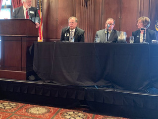 Ardmore Sponsors and Moderates RMA Philadelphia's Annual Presidents Panel