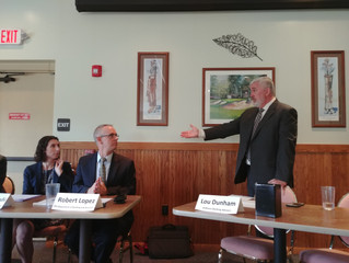 Lou Dunham Moderates Regulator Panel for the Central Pennsylvania Chapter of RMA