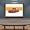 Thumbnail: 2016 Porsche 911 GT3 RS (Lava Orange) art print   Alfred Newbury