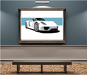 Porsche 918 King of Nurberg Gallery View