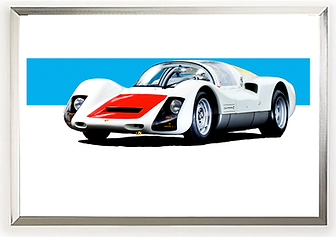 1966 Porsche 906 Carrera 6 Wall Art.png