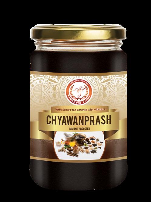 Organic Immunity Boosting Chyawanprash 600gms