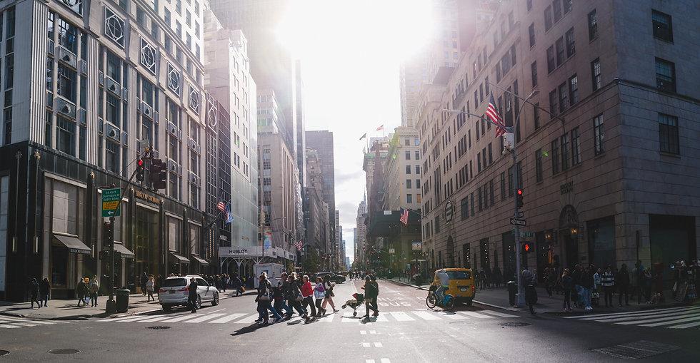 NY afternoon
