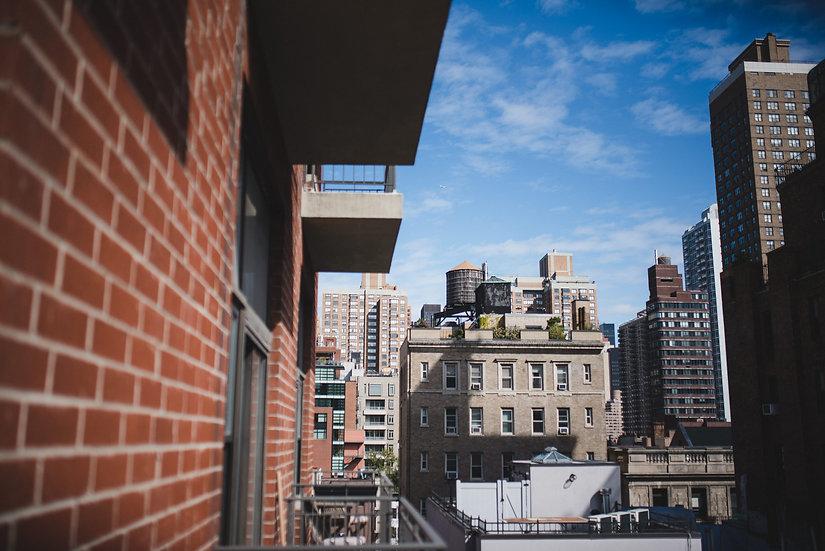Manhattan Balcony