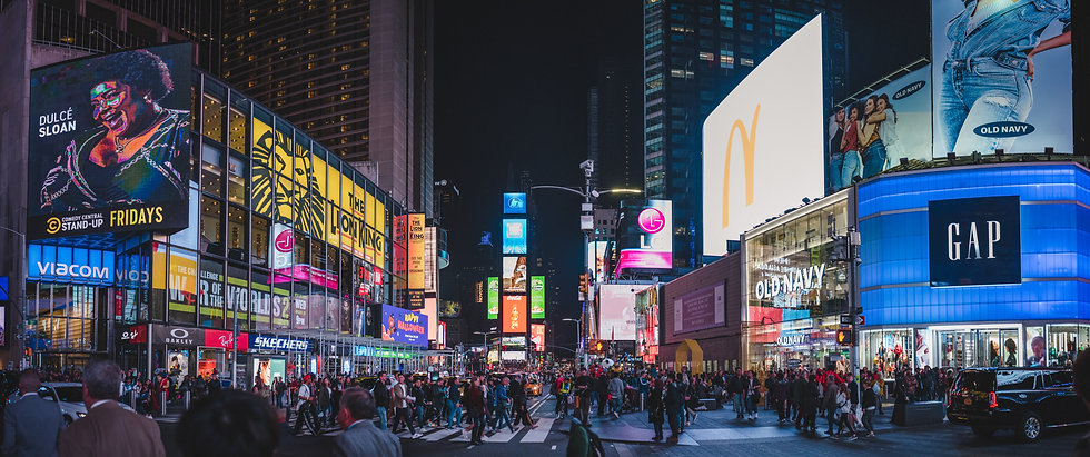 Times Square PANO