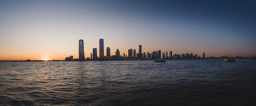 NY skyline PANO