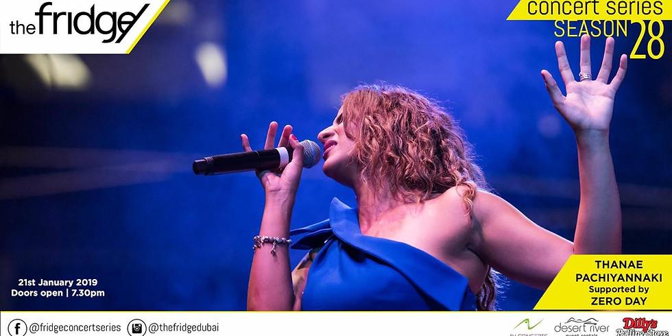 Thanae Live Concert