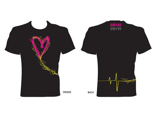 Pulse and Soul T Shirts