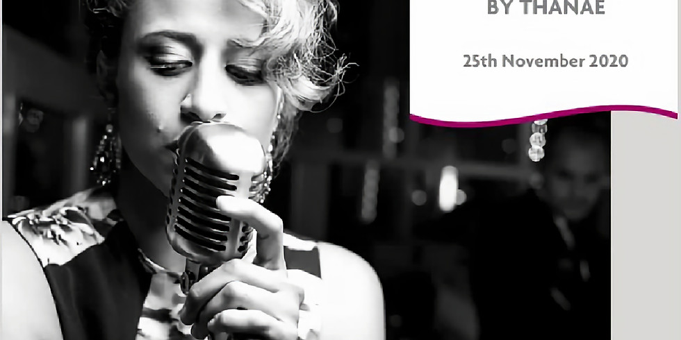 LIVE performance by Thanae @ The EDGE, Crowne Plaza, Muscat