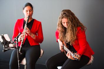 Pulse and Soul Live band Musicians Oman Claudia Reynaldo Prado Guitarist Ferrari Car Launch Pulse and Soul band