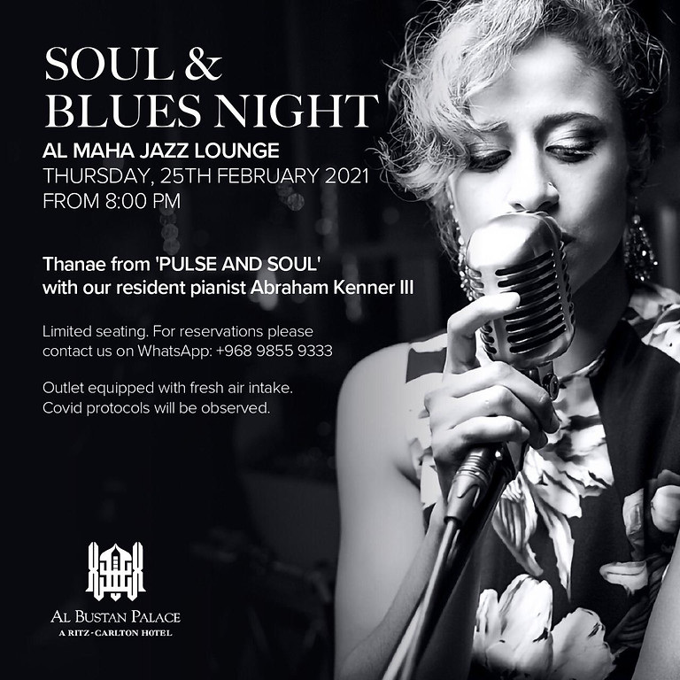 Soul & Blues Night