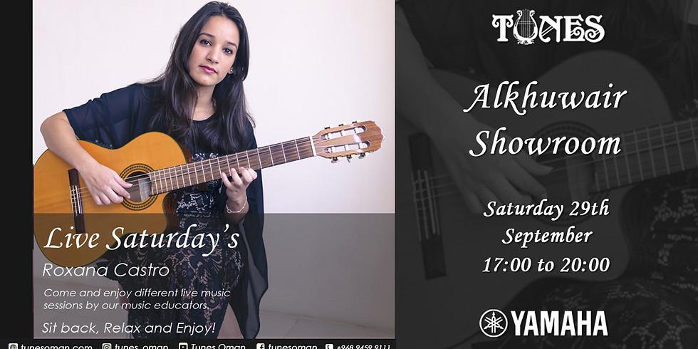 Live Saturday's