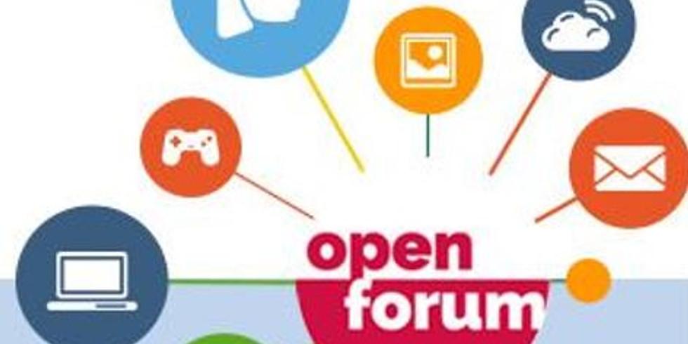 Rally #30 Julias Farm, Open Forum