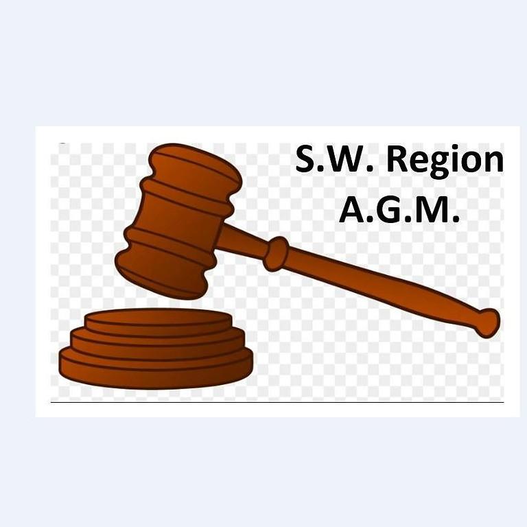 Rally #28 S.W. Region A.G.M.