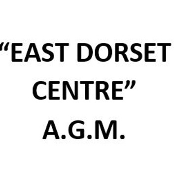 No Rally - The East Dorset Centre Virtual A.G.M. by Zoom