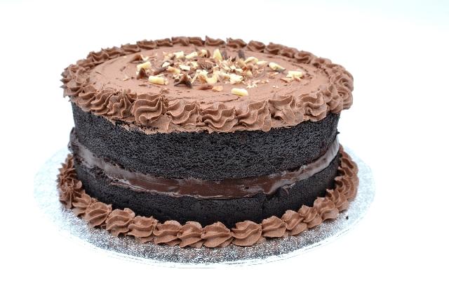 GLUTEN FREE - Chocolate Cake