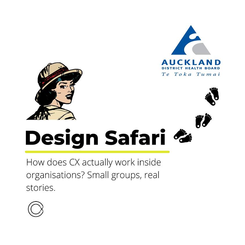 Design Safari at ADHB
