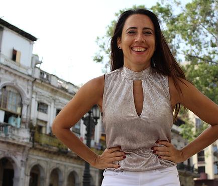 Melissa Mansfield, host of Follow My Lead