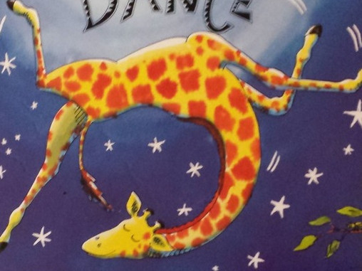 Giraffes Can Dance and So Can You
