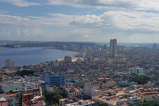 View of Havana, Cuba skyline