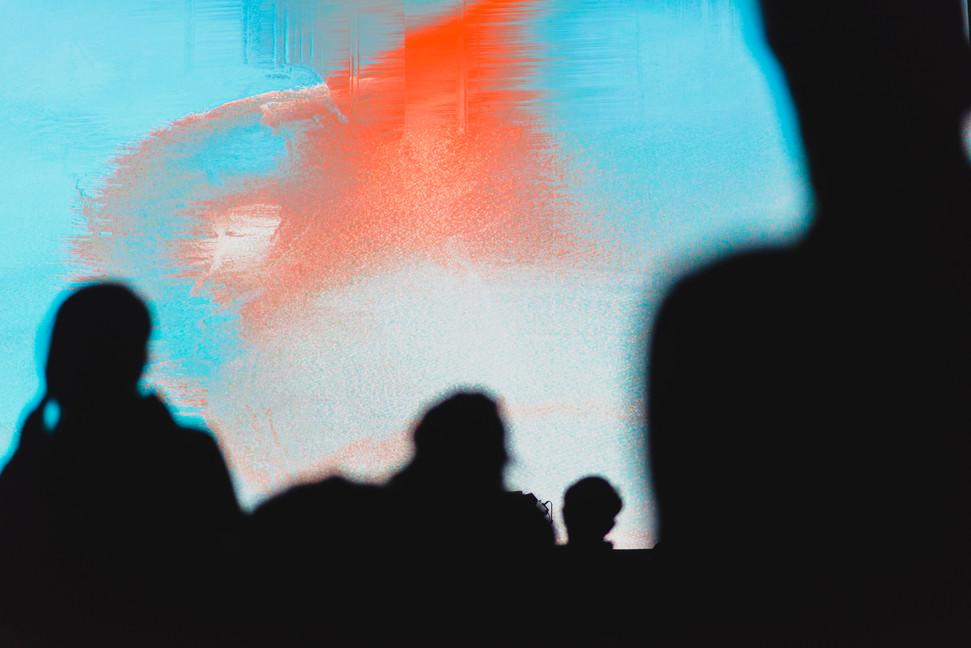 """""""The Arrival"""" -Live A/V - Frieder Nagel & Maotik"""